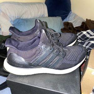 Core Black Adidas Ultraboost 1.0
